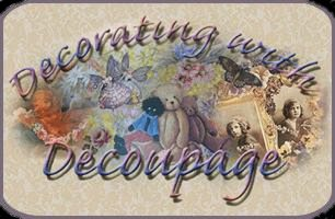 Decorating with Decoupage offers a beautiful range of papers from all over the world