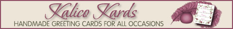 Kalico Kards, handmade greeting cards for all occasions