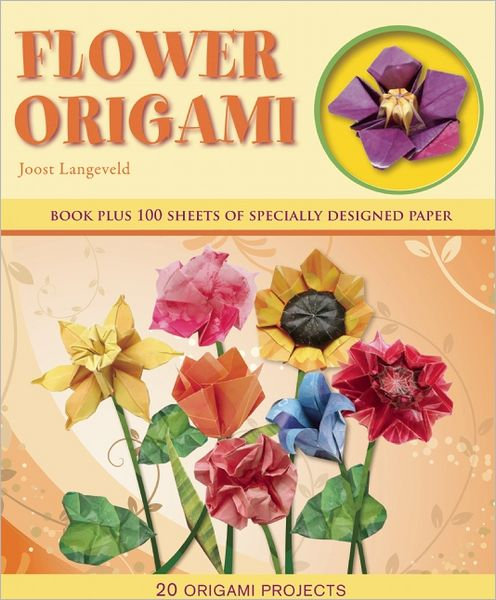 Flower Origami book