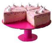 clipart of an origami cake