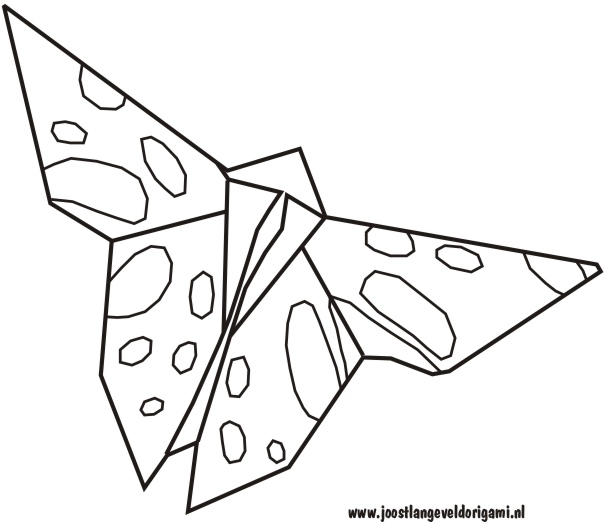 colouring picture, butterfly