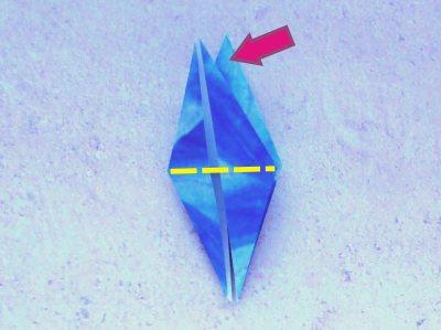 Joost langeveld origami page blue bell origami flower folding instructions mightylinksfo