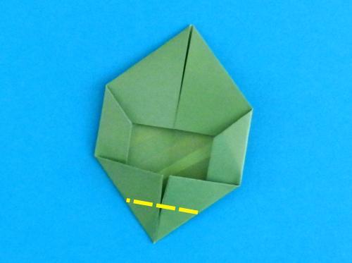 Joost langeveld origami page bonsai origami bell flower diagrams mightylinksfo