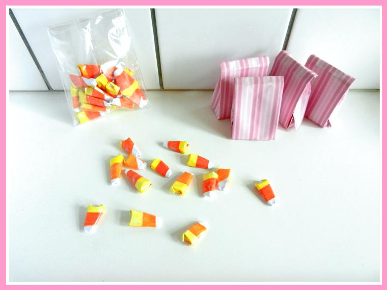 Origami Candy Corn