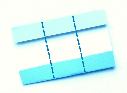 Make Origami Chewing Gum
