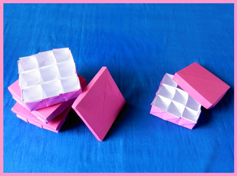 New Joost Langeveld Origami Pagina @SZ37