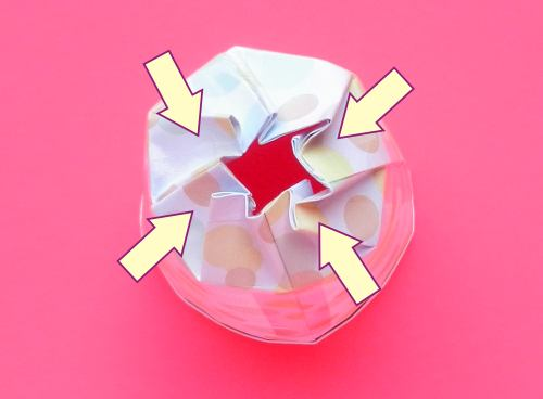 Make an Origami cup
