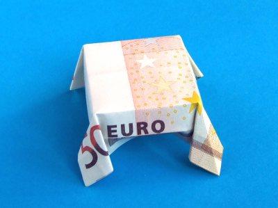 EIFFEL TOWER Geld Origami Dollar Bill Paris Cash Bildhauer | Etsy | 299x400