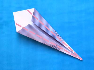 diagrams for an origami fish