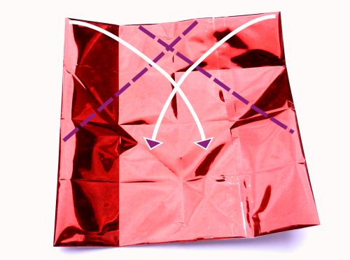 How to Fold a Heart-Shaped Box for Valentine's Day « Origami ...   372x500