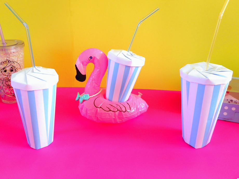 origami paper cups #paper #party #tutorials | Origami cup, How to make  origami, Origami | 690x920
