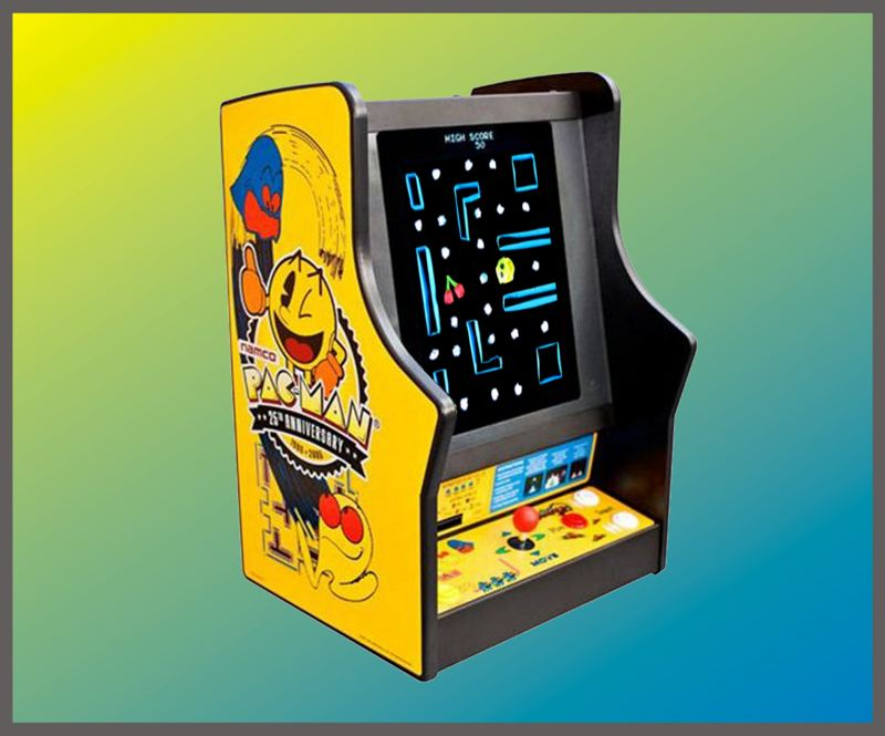 Pacman spelconsole