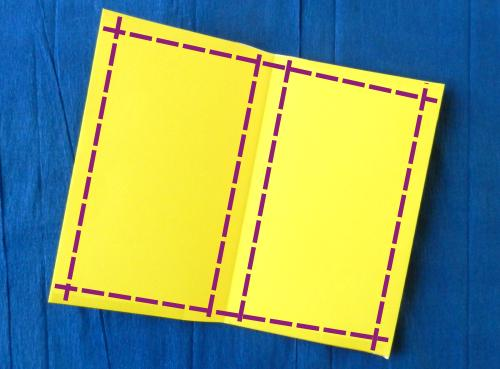 Origami Pencil Box Video Tutorial - Paper Kawaii | 369x500