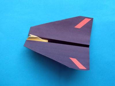 paper plane, model minesweeper