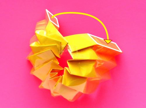 Make an Origami Pudding