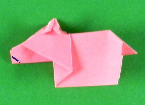 Joost Langeveld Origami Page | 500 x 365 jpeg 17kB