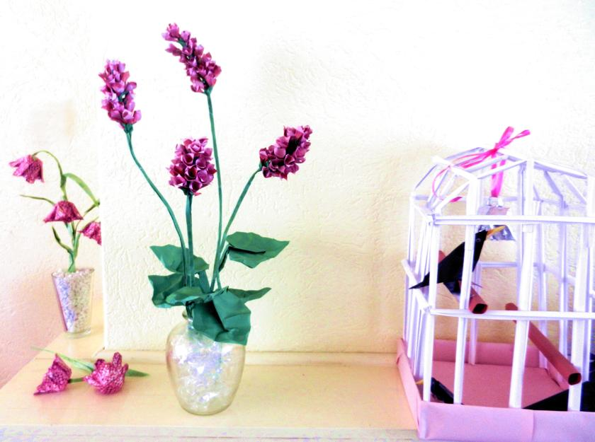 flower origami langeveld joost