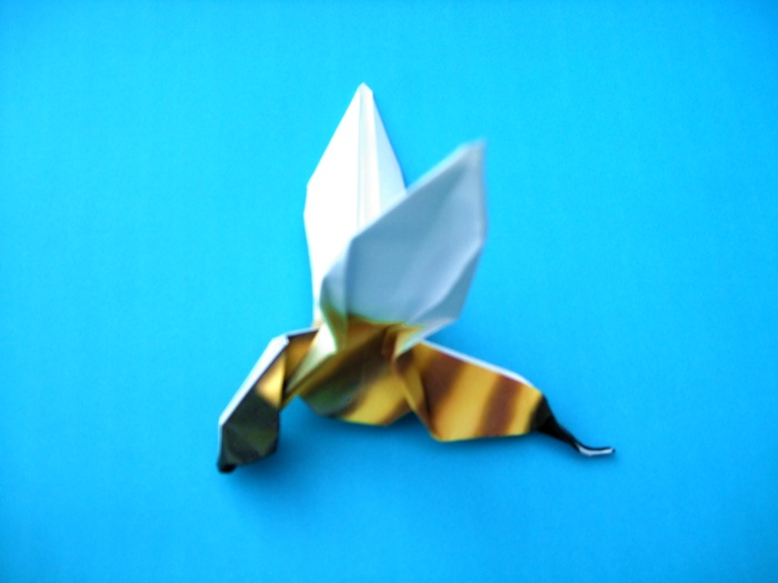 origami wasp