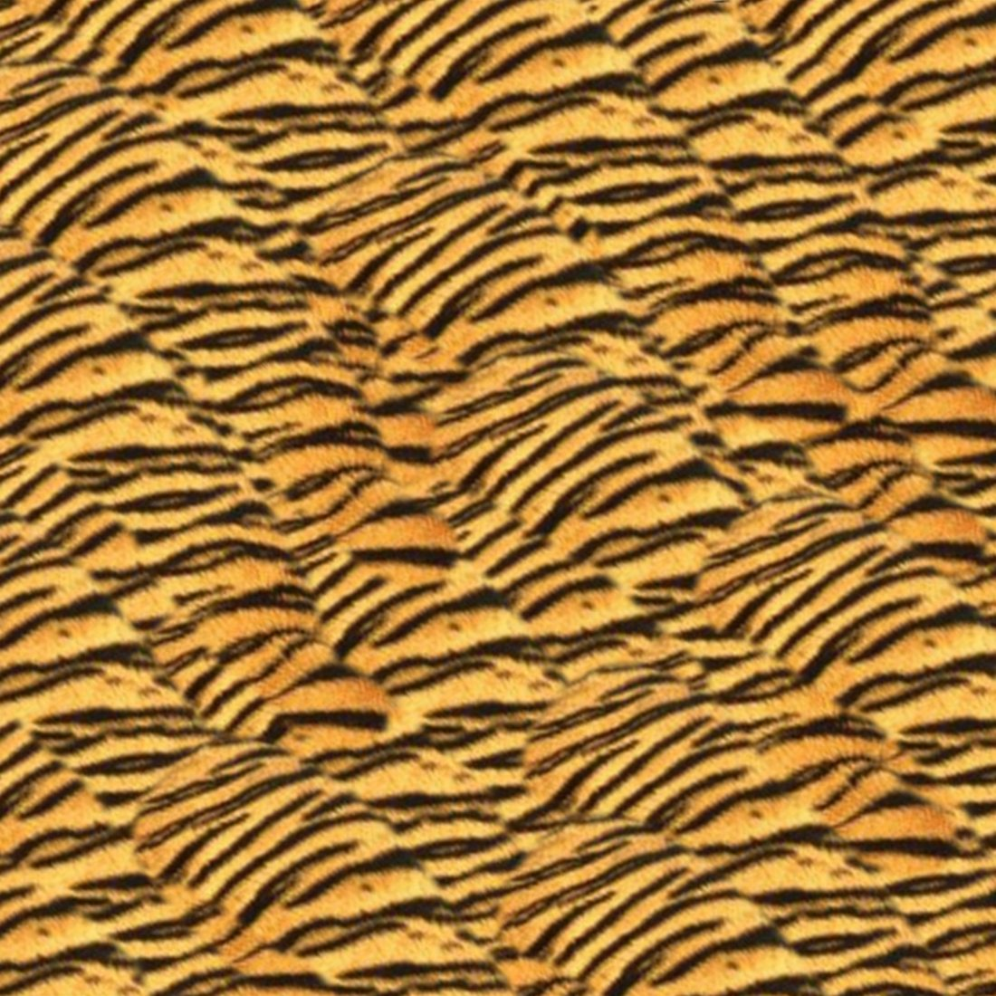 printable origami paper for folding a tiger