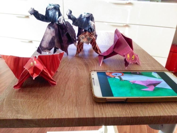 cool Origami animals