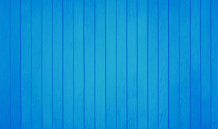 blue wood background