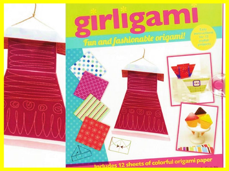 Girligami Book by Cindy Ng